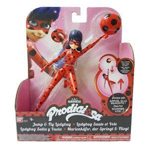 LadyBug – Figuras Acción, 17 Cm (Bandai 39730SF), Modelos Surtidos