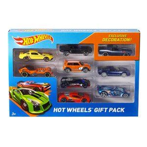 Mattel Hot Wheels X6999 Vehículo De Juguete – Vehículos De Juguete (Multicolor, Vehicle Set, 3 Año(s), 1:64, China, CE, WEEE) , Color/modelo Surtido