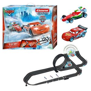 Carrera GO!!! – Disney Pixar Cars Ice Drift (Ice Rayo + Ice Francesco) Escala 1:43 (20062359)
