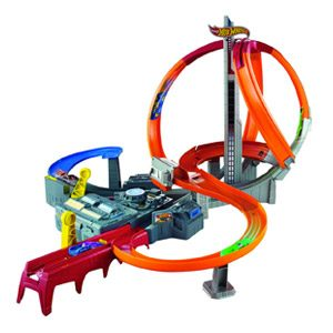 Hot Wheels – Pista Torbellino De Carreras (Mattel CDL45)