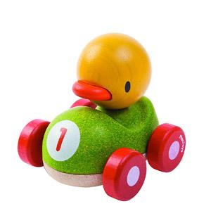 PlanToys PlanToys-5678 Duck Pato El Piloto, (5678)