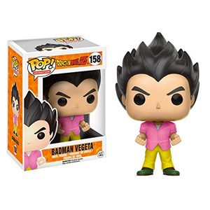 Funko – Figurine DBZ – Badman Vegeta Exclu Pop 10cm – 0889698117265