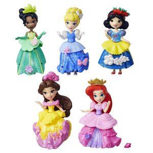 Disney Princesas Mini Princesas, Pack Colección (Hasbro B5347EU4)