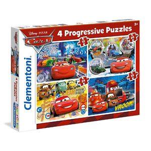 La Casa De Mickey Mouse – Puzzle Progresivo (Clementoni 21502.7)