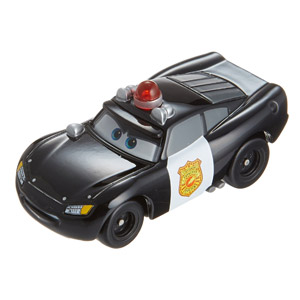 Cars Tomica – C-36 Lightning McQueen (Police Type) (japan Import)
