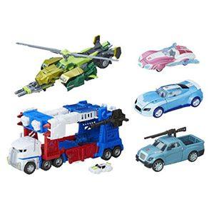 Transformers – Pack De Autobots Platinium (Hasbro B6640E48)