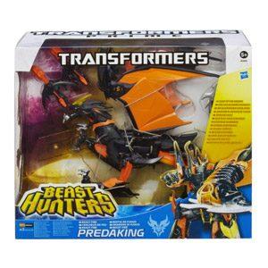 Transformers Marvel Figura De Acción (Ultimate Electrónic Dragon Hasbro A3355E24)