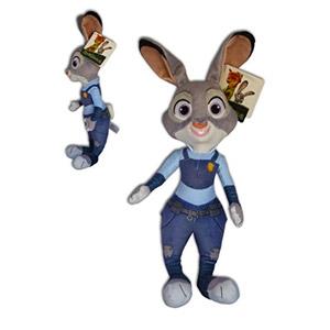 Zootropolis – Peluche Judy Hopps Coneja Policia 35cm Calidad Super Soft – La Conejita