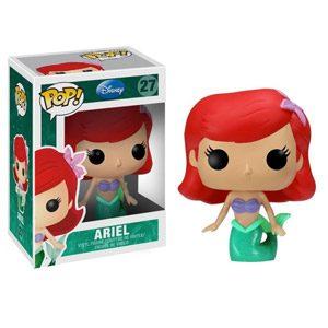 Funko POP Disney Series 3: Ariel Pequeña Sirena Figura De Vinilo