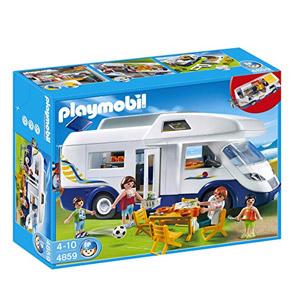 Playmobil – Caravana Familiar, Set De Juego (4859)