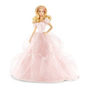 Barbie – Birthday Wishes, Muñeca Y Accesorios (Mattel X9189)