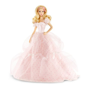 Barbie – Birthday Wishes, Muñeca Y Accesorios (Mattel X9189)