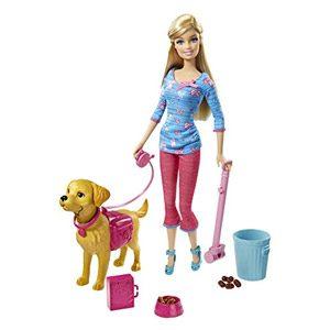 Barbie – Muñeca Con Perrito (Mattel BHG13)