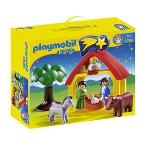 Playmobil 1.2.3 – Belén (6786)