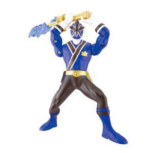 Power Rangers Samurai Bandai 31525 Katana Ranger Azul