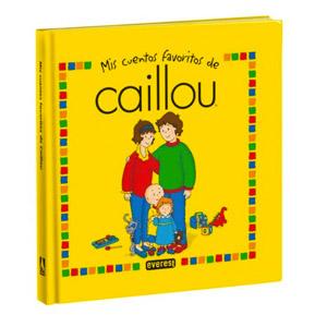 Mis Cuentos Favoritos De Caillou. Tomo 2 (Libros De Regalo)