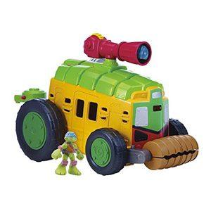Tortugas Ninja – Camión Shell Raiser (Giochi Preziosi 96771)