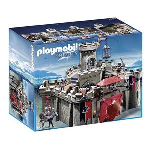 Playmobil Caballeros – Playset Castillo (6001)