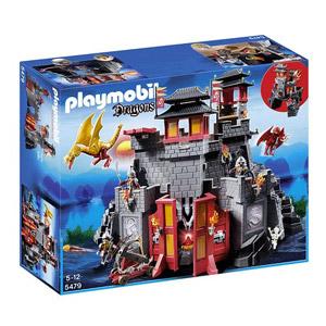 Playmobil Dragones – Gran Castillo Del Dragón Asiático (5479)