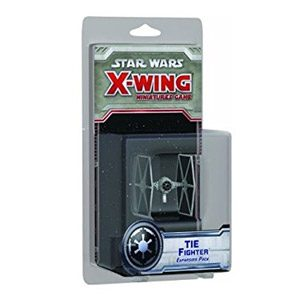 Star Wars UBISWX03 – Caza Tie, Juego De Miniaturas (Edge Entertainment SWX03) Caza Tie. Expansión X Wing