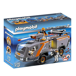 Playmobil – Camión Espía (5286)