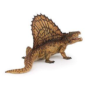 Papo- Figura Dinosaurio Dimetrodon 16,5X7X7,8CM, Multicolor (2055033)