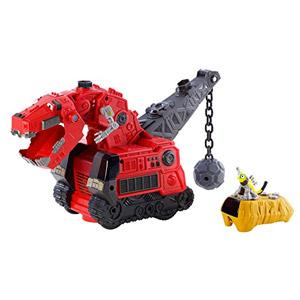Dinotrux – Ty Rux, Control Remoto (Mattel FCC40)