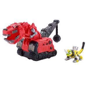 Dinotrux – Ty Rux Y Revvit (Mattel DMB44)