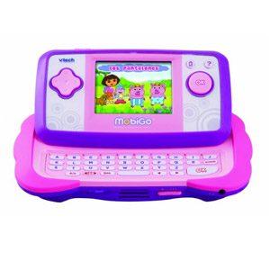VTech MobiGo – Consola De Juegos Educativos Con Juego Dora La Exploradora, Color Rosa (80-115857)