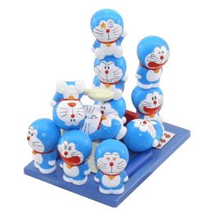 EPOCH CO.,LTD. Doraemon Darake Balance Game