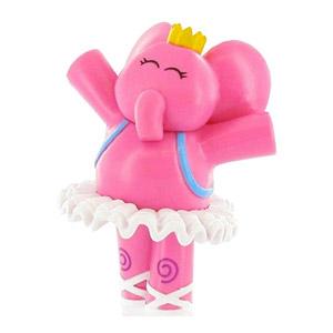 Figura Elefante Elly Pocoyo Bilarina
