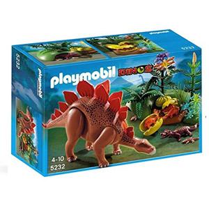 Playmobil – Estegosaurius, Figura Con Accesorios (5232)