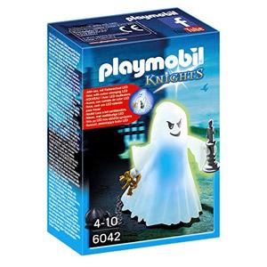 Playmobil Caballeros – Figura Fantasma Del Castillo, Con LED (6042) Parent