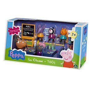 Giochi Preziosi CCP04432 Peppa Pig – Set De Figuras