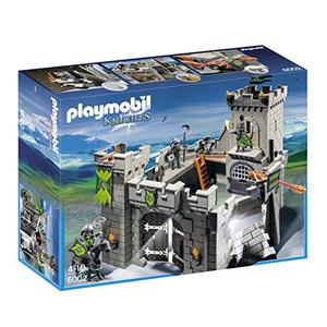 Playmobil Caballeros – Playset Fortaleza (6002)