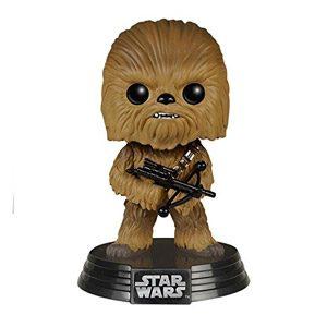 STAR WARS- Figura De Vinilo Chewbacca, Multicolor (Funko 6228)