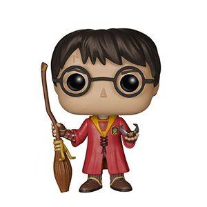 Pop! Movies – Muñeco Cabezón Harry Potter Quidditch (Funko 5902)