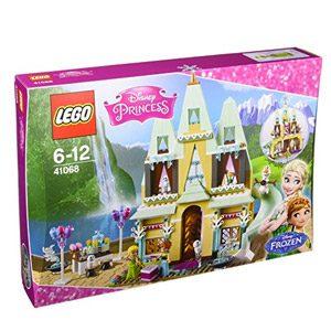 LEGO Disney Princess – Celebración En El Castillo De Arendelle, Juguete De Construcción Del Palacio De Frozen, Incluye…