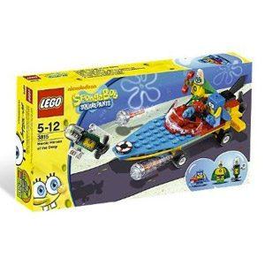LEGO Bob Esponja 3815 – Heroicos Héroes De Las Profundidades