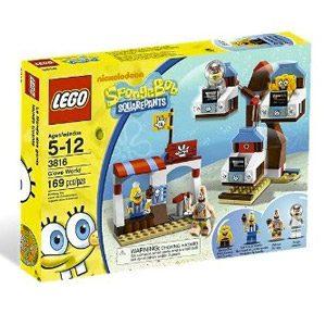 LEGO Bob Esponja 3816 – Mundo Guante