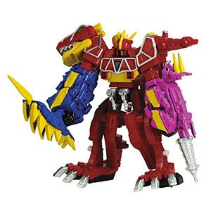 Power Rangers Dino Charge – Megazord (Bandai 42095)