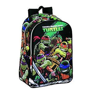 Tortugas Ninja – Mochila Grande, 43 X 30 Cm (Montichelvo 21244)