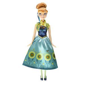 Frozen – Muñeca Fashion Elsa (Mattel DGF56)
