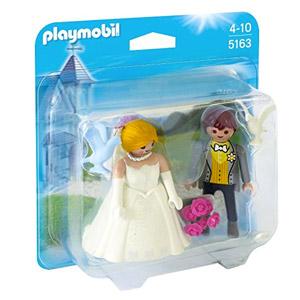 Playmobil 5163 – Duo Pack De Pareja De Novios