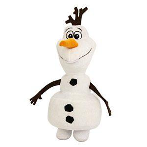 Disney Frozen – Peluche Olaf, 30 Cm (Famosa 760011957)