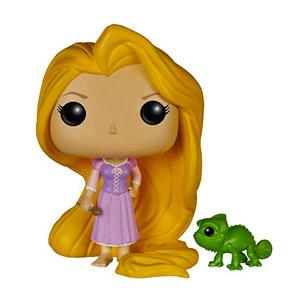 Funko Pop!- Vinyl: Disney: Tangled: Rapunzel & Pascal (5135)