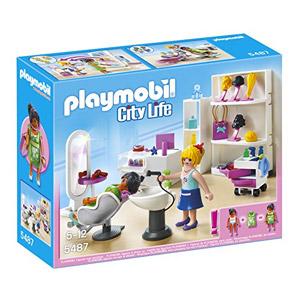 Playmobil Centro Comercial – Salón De Belleza (5487)