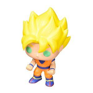 Funko – Pop! Vinilo Colección Dragonball Z – Figura Goku Super Saiyan (3807)