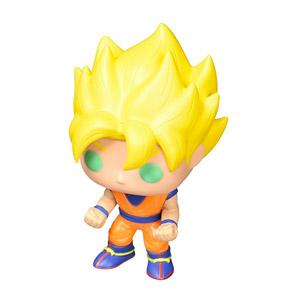 Dragon Ball Z Figura Vinilo Super Saiyan Goku 14 Figura De Colección