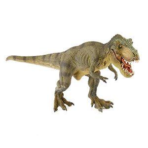Papo 55027 – Figura De Tiranosaurio Rex, Color Verde